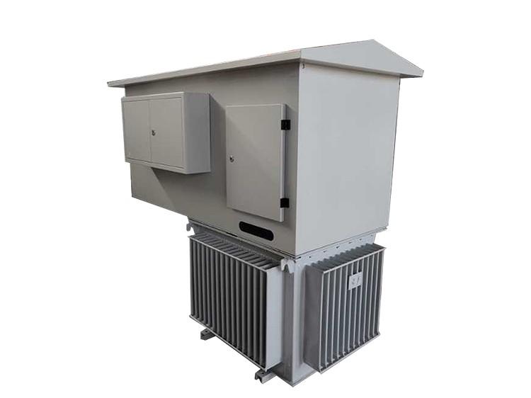 户外式带高压隔离柜高压电源