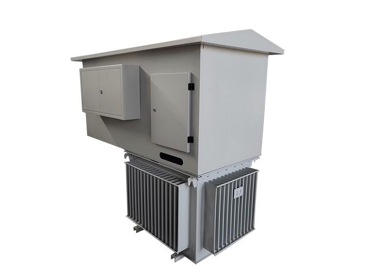 户外式带高压隔离柜高压电电源